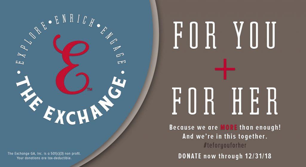 The Exchange Fundraiser