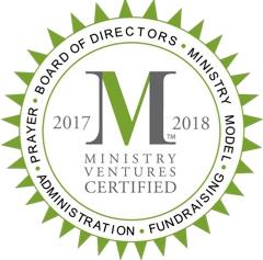 Ministry Ventures Certified